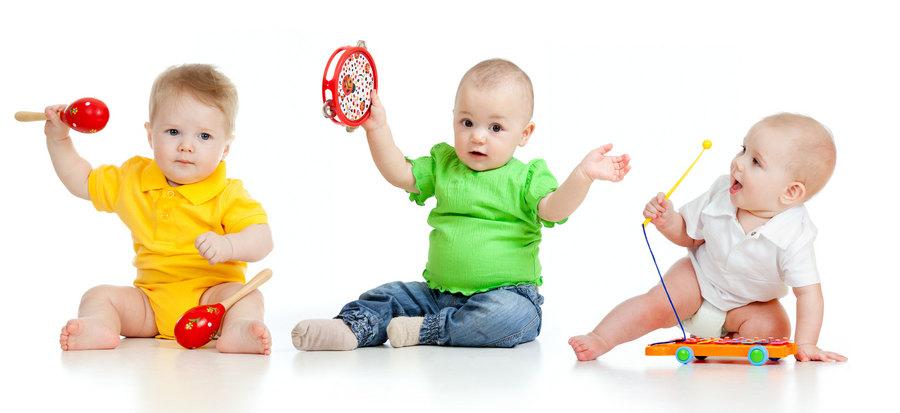 Развиваем творческие способности у ребенка 2-3 года: музыка, рисование и другие занятия