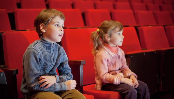 Дети и кино
