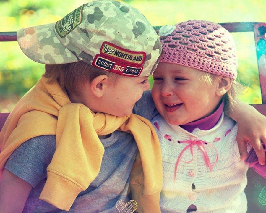 Актуальность дружбы у дошкольников
