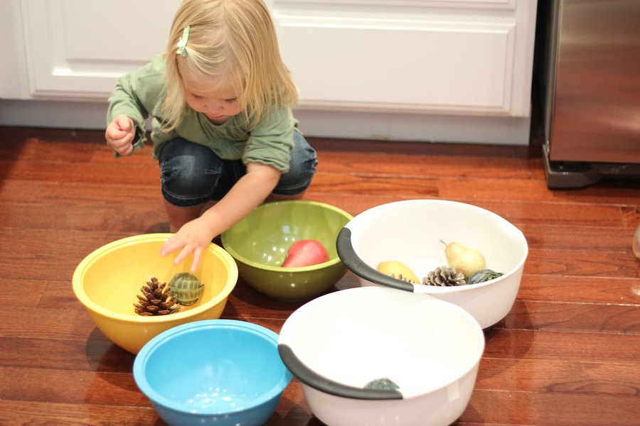 Как приучить малыша к самостоятельности?